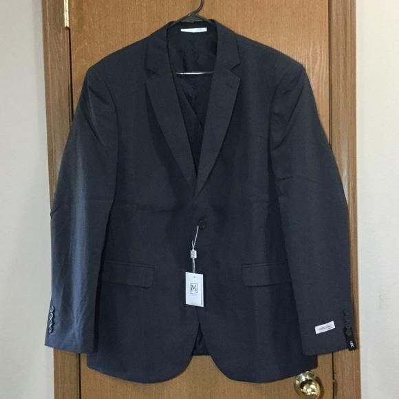 Braveman Suits Blazers Mdrn Uomo By Braveman Mens Slimfit 3piece Suit Poshmark